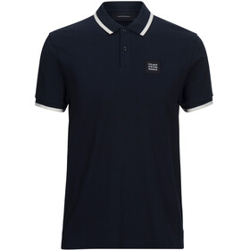Peak Performance Ground Polo 2 t-shirt Heren blauw